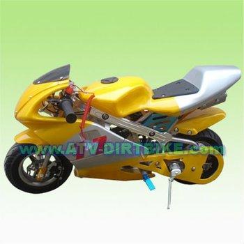 50cc Pocket Bike 101