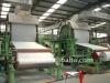 1092 tissue paper machine, 1.5-2 T/D, waste paper, pure wood pulp, wheat straw, wood, sugar bagasse