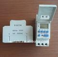 Ahc15a 16A 220VAC din rail diário e semanal programável eletrônica LCD Timer Digital