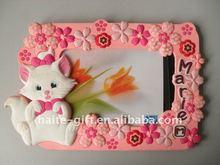 Custom photo frame for wedding gift