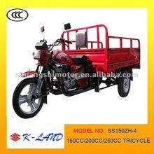 200cc hot sale 3 wheel motorcycle; cargo tricycle;Tuk Tuk
