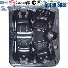 Mini Hot Tub Whirlpool Spa Tubs With Balboa & 2 Person Honey Seats