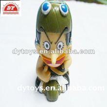 Cool custom design vinyl PVC cartoon soldier figure
