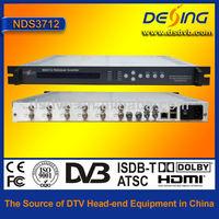 NDS3712 tuner mux scrambler