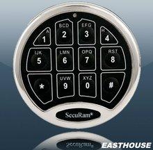 Backlit Digital lock