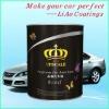 Car Refinish Acrylic Urethane Liquid Spray Paint
