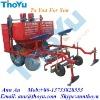 two row disk type potato planter/potato seeder +86-13733828553