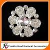 Silver Crystal Pearl Rhinestone Brooches,Wedding Brooch Bouquet Wedding Invitations Dress Sash