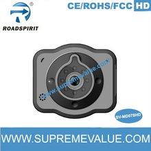 HD 720P car dash camera/car driving recorder with motion detect