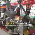 mayor capacidad de procesamiento de semillas de girasol aceite expeller