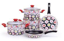 8 pcs magnificent silicone kitchenware