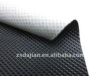 Black PVC/PVB Polyester Sheet