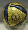 Metallic PVC Soccer Ball