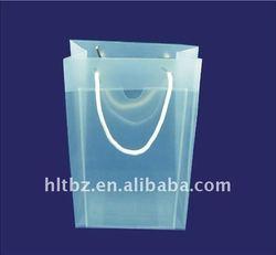 high quality plastic gift bag/pp shopping bag