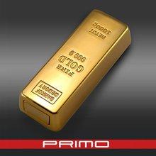 Golden USB electronic Cigarette Lighter ,E-lighter,Coil lighter,with memory function