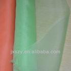 100% silk organza silk fabric