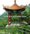 chinois en céramique pagodes