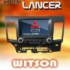 WITSON MITSUBISHI LANCER DVD CAR NAVIGATION with Dual Zone Function