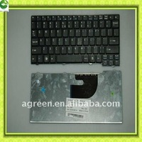 hot hot repair poducts us keybaord for acer Aspire ONE ZG5 ZG8 laptop keyboard new Series UI US Layout