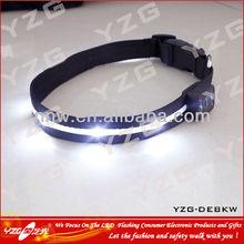 2012 LED flashing dog trainning collar
