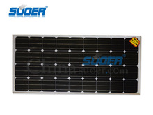 Solar Mono Panel Cell 150 Watt Solar Panel 18V Monocrystalline Silicon Solar Cell Panel