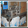 high speed automatic round soap pleating machine