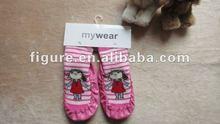 children slipper socks/footgear