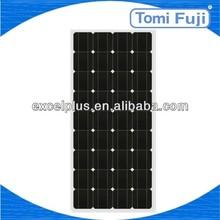 120w Mnonocrystalline Solar panel in energy cheap price, solar module in electronic equipment & Su