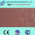 Hanyi pannello murale decorativo/rivestimento in alluminio/esterno in acciaio struttura ospita pannello/strutturali utilizzati pannelli
