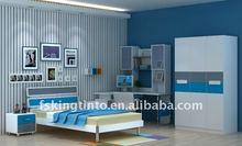 modern stylish Children bedroom set ,2012 new model(5105#)
