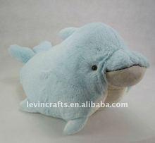 vivid dolphin plush toy stuffed
