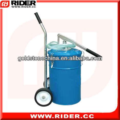 25kg 25l dispensadores de aceite de la bomba, manual de dispensador de aceite, tambor de aceite dispensador