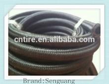 1 1/4 inch Rubber hose