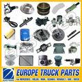 6000 sobre artículos de europa de camiones y piezas de repuesto
