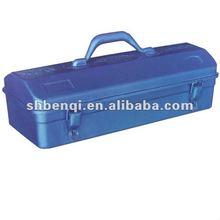 portable metal tool box 410mm