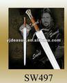 Sw497 fantasia espadas e armas