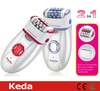 Hair Removal Epilator with 2 Heads