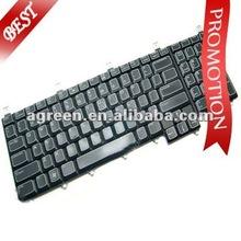 OEM Backlit US KEYBOARD Black for Dell Alienware M17X Series