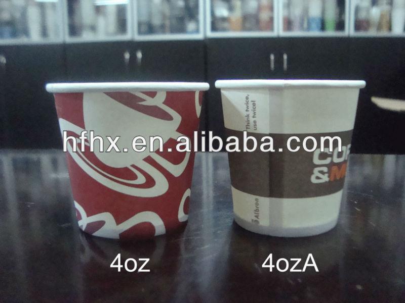 Espresso Coffee Paper Cup