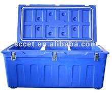 large cooler 121L, Insulated cooler box for food storage, transportation