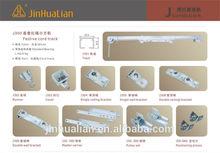 Alumínio trilho de cortina/trilha da cortina/roller blind