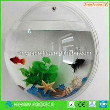 New Wall Mounted Acrylic Fish Tank Fish Bowl