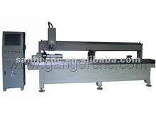 Economico modello sh-3000y!!! Legno macchina per incisione cilindri/legno tornio a controllo numerico