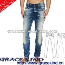 2014 fashion Brand Denim Jeans (GK312)