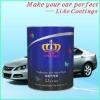 Automotive Refinish Car Body Acrylic Polyurethane Spray Paint