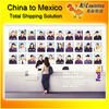 cheapest express from China to Mexico