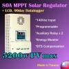 80A 12v 24v 48v MPPT solar charge controller solar regulator