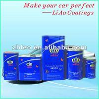 Automotive Refinish Poly Urethane Paints