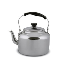 Aluminum Whistling Kettle with Mirror Polish