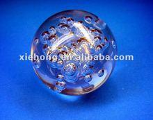 Clear Acrylic crystal bubble ball